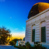 Griffith Observatory 5: And the Moon