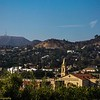 Barnsdall Art Park : Between the Observatory and the Hollywood Sign #2