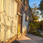 Alley behind Douglas Street #2