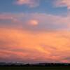 The beauty of a Montana sunset.