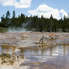 Silex Spring in Yellowstone National Park.
