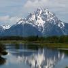 Mount Moran.