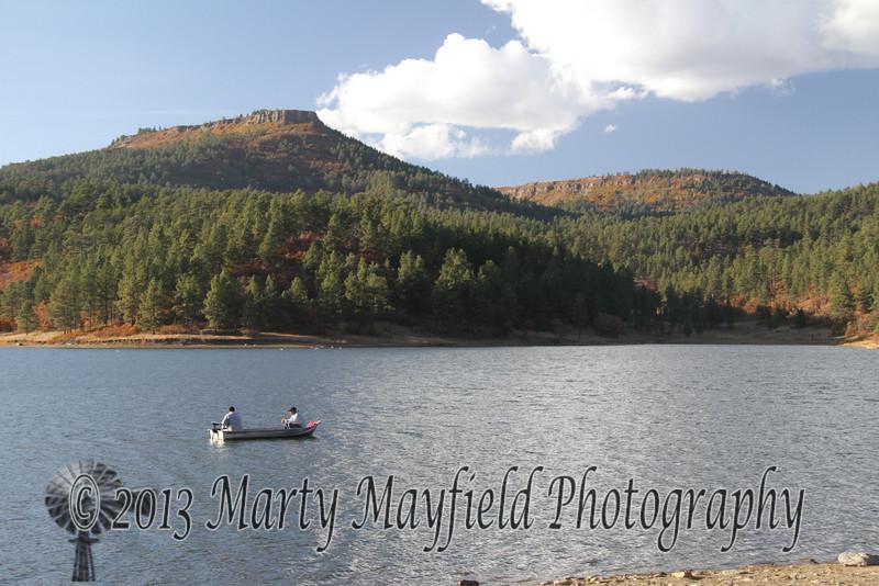 Lake Maloya Fall colors_7946
