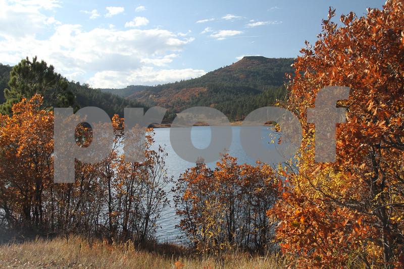 Lake Maloya Fall colors_7919