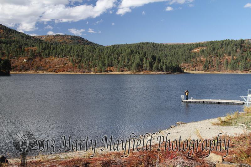 Lake Maloya Fall colors_7909