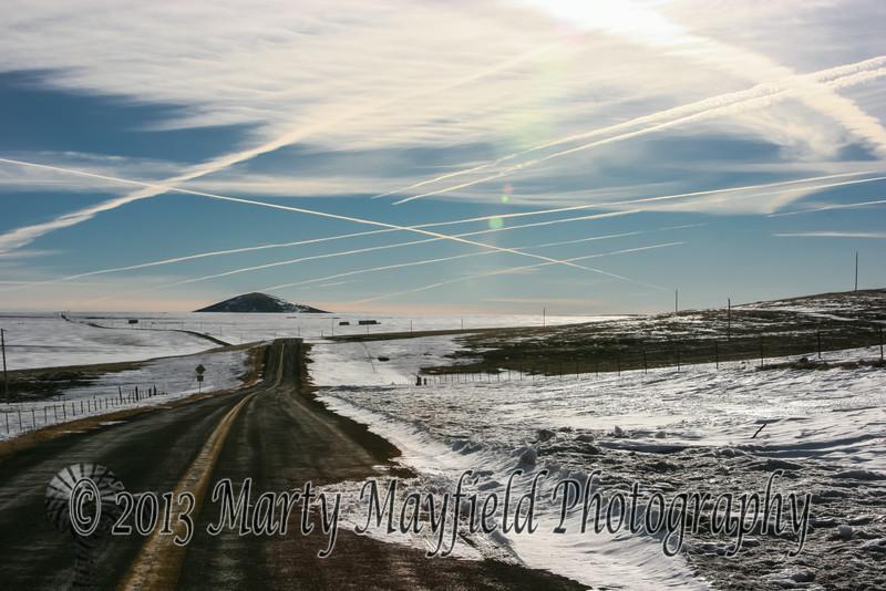 Snow on Johnson Mesa_002