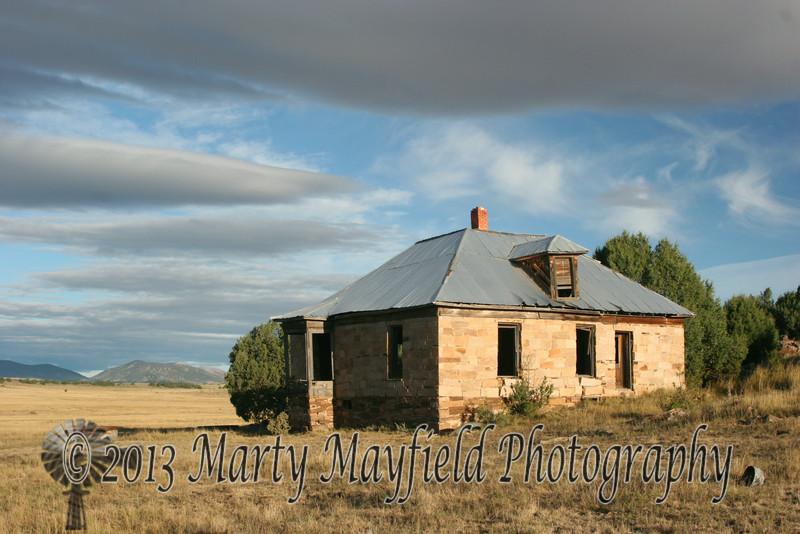 Old House near Kiowa_004