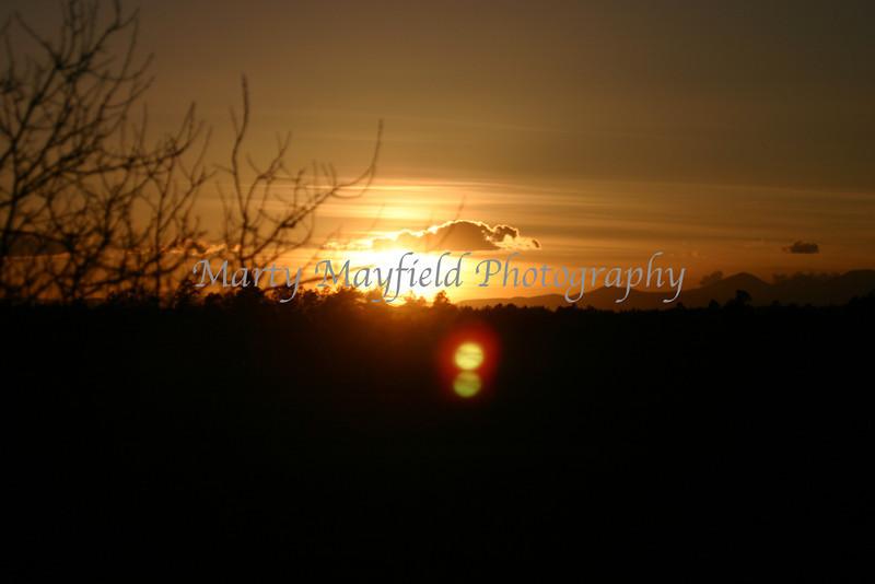 Raton Pass Sunset IMG_1631