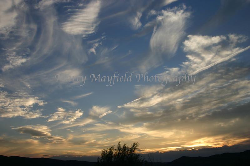 Sunset West of Raton IMG_3616