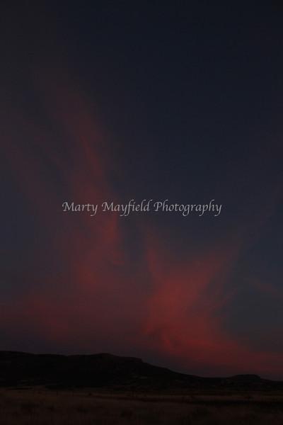 Potato Mtn Sunset_8330