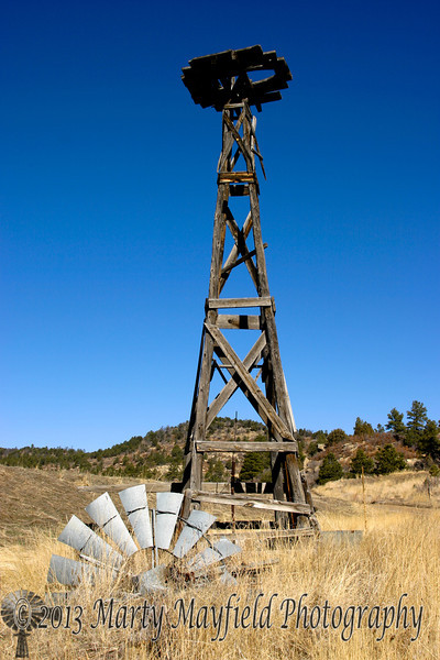 Old Windmill Sarcillo Canyon  IMG_1487