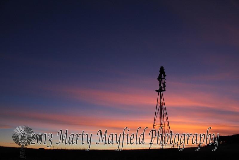 Smith Windmill Sunset_8337