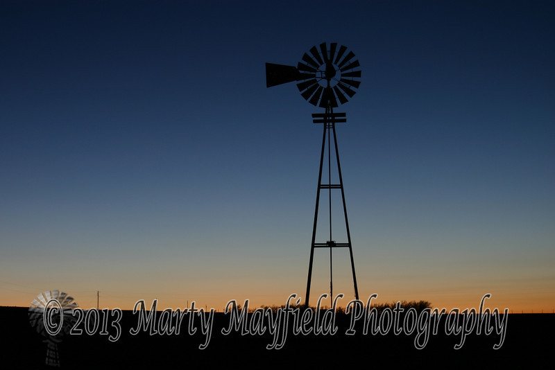 Windmill by Moonlight at Sunset IMG_1325