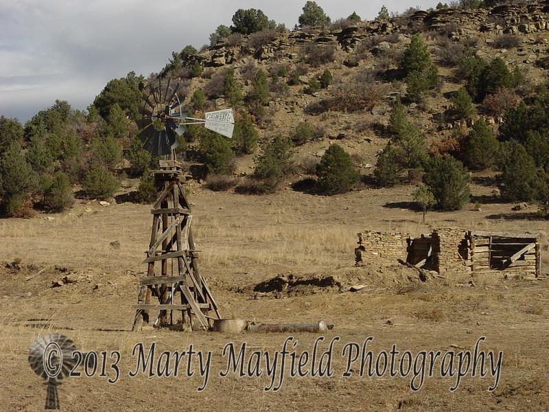 Windmill Tokar Ranch Sarcillo Canyon Co 0629