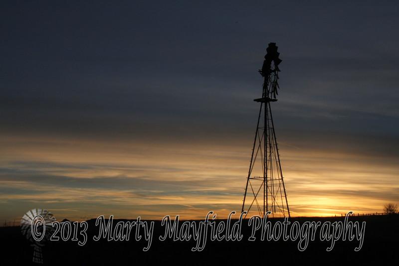 Smith Windmill Sunset_8307