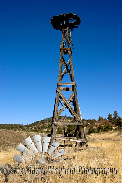 Old Windmill Sarcillo Canyon  IMG_1487