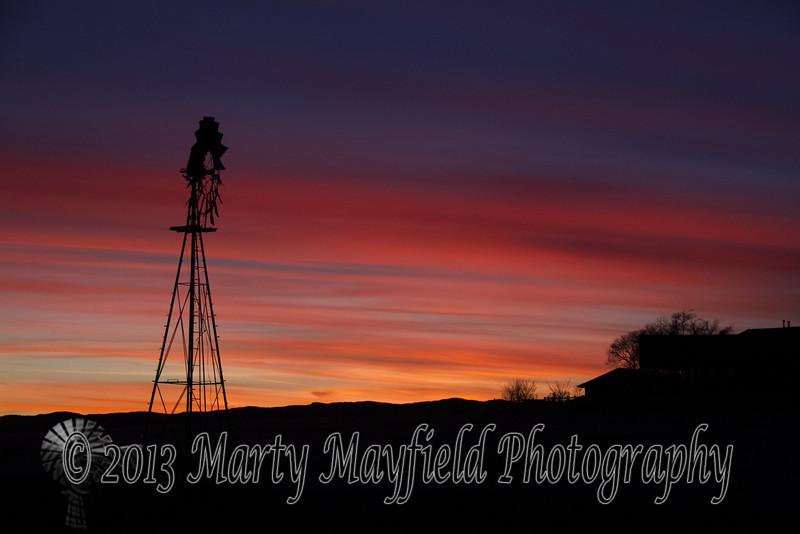 Smith Windmill Sunset_8351