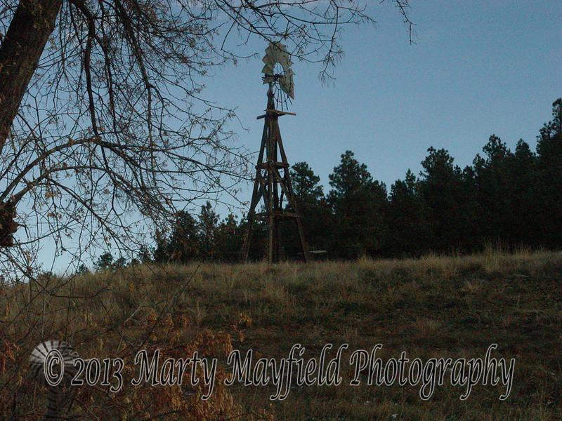 Windmill Upper Burro Canyon Co 0624