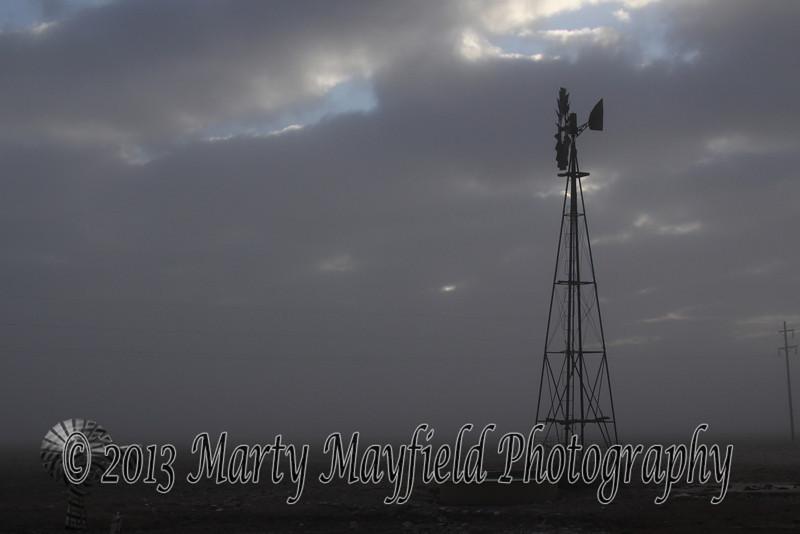 South of Abbott NM Windmill_6146