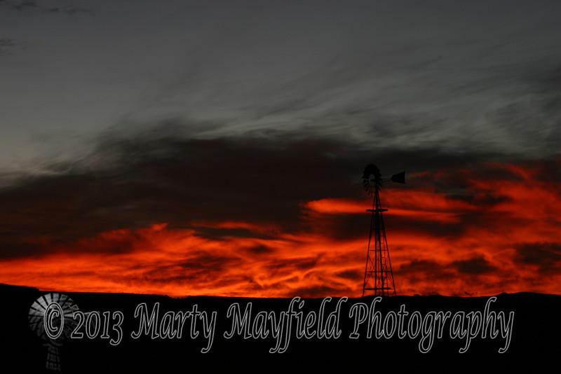 Windmill Sunset IMG_0292