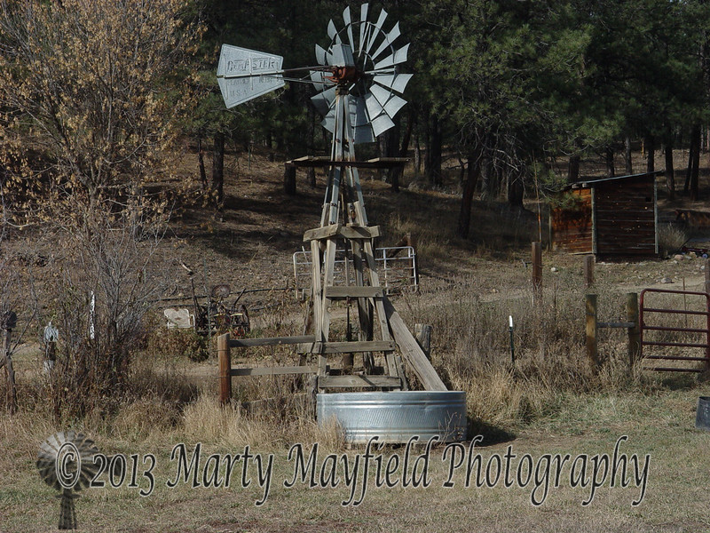Windmill Wet Canyon Co 0580