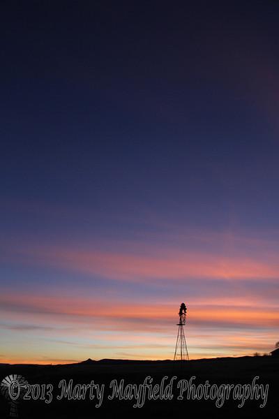 Smith Windmill Sunset_8333