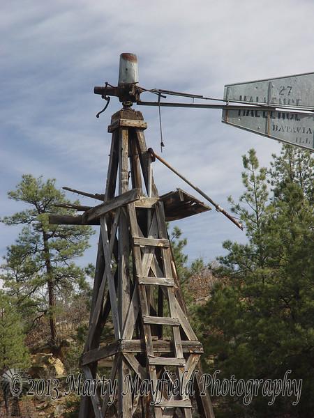 Windmill Logarita Co 0589