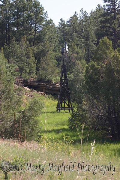Windmill on Tamberelli Hill CO IMG_3024