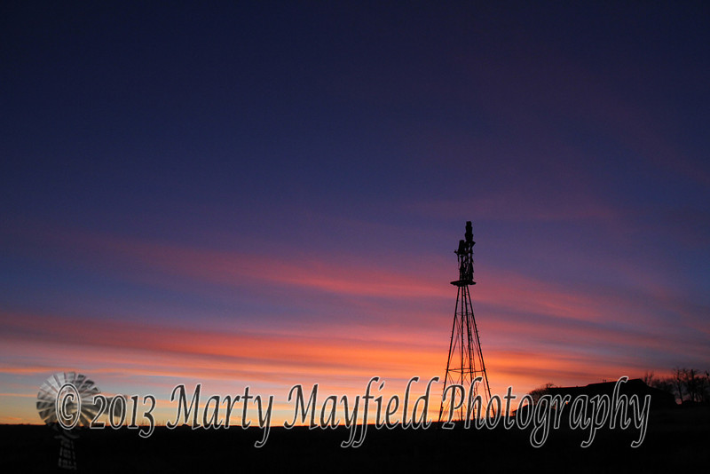 Smith Windmill Sunset_8342