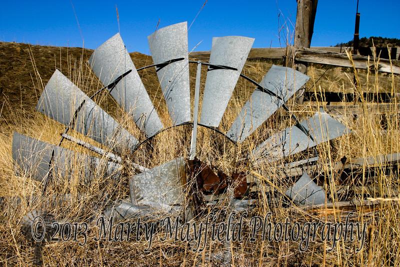 Old Windmill Sarcillo Canyon  IMG_1494