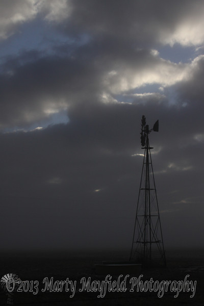 South of Abbott NM Windmill_6147