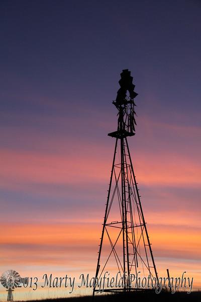 Smith Windmill Sunset_8334