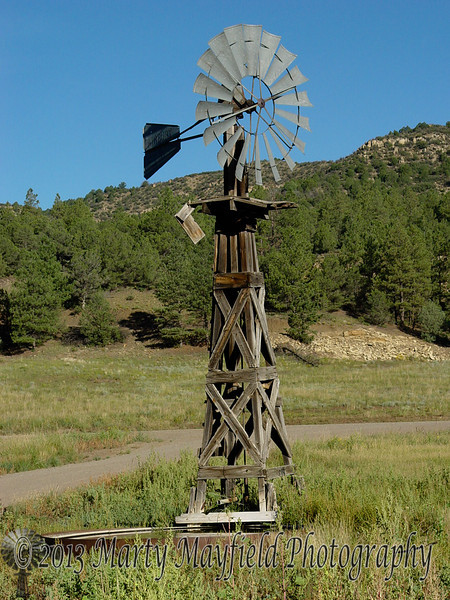 Windmill Lorencito canyon 0163