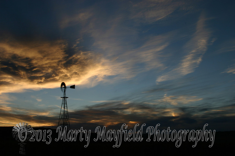 Windmill Sunset IMG_0278