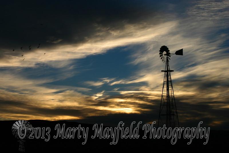 Windmill Sunset IMG_0274
