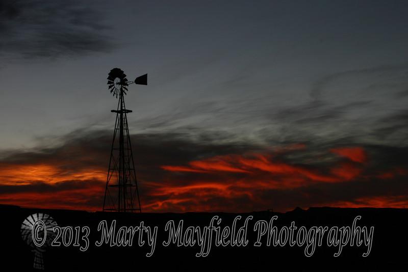 Windmill Sunset IMG_0290