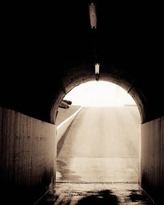 Talladega Speedway Tunnel