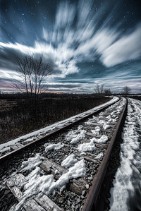 On The Tracks