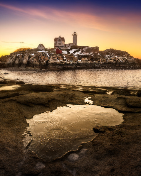 Nubble Sunrise