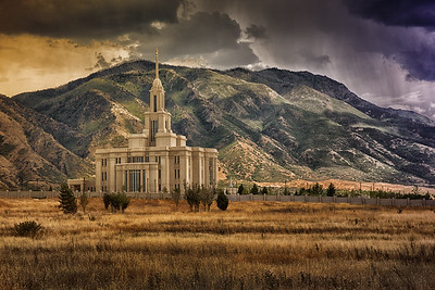 The Payson Temple