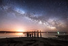 Sandy Point Galaxy Rise