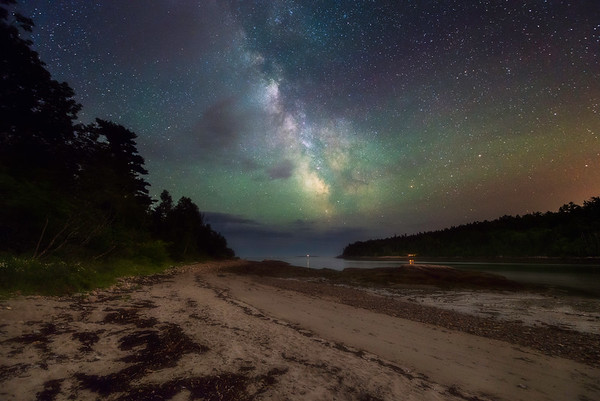Milky Way at Otter Cove