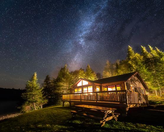 The Glen at Bear Tree - Night Pano #2