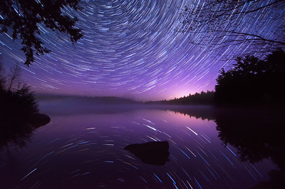 Sanborn Star Trails