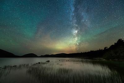 Eagle Lake Airglow