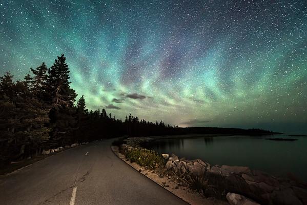 Acadia Airglow