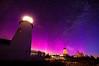 Pemaquid Light Aurora
