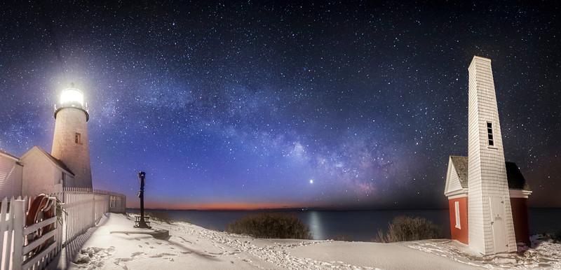 Galactic Contemplation