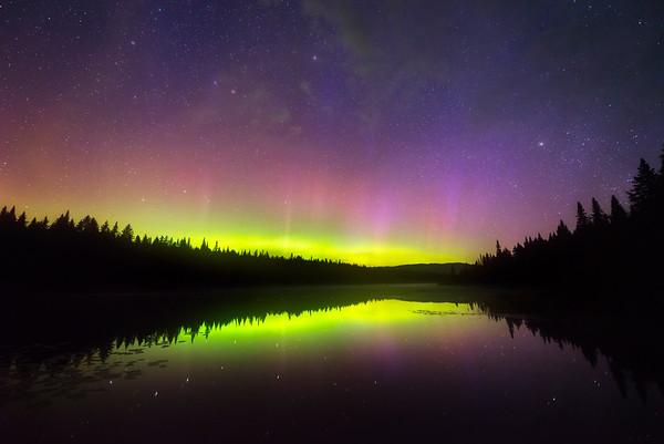East Inlet Aurora