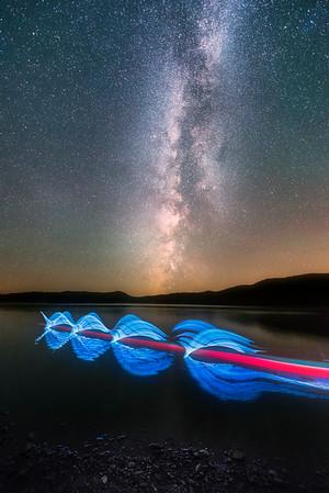 Night Paddle III